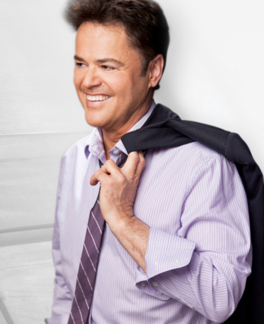 Donny Osmond Dallas Market Center