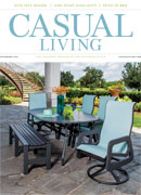 Casual Living cover for November 2014