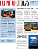 Furniture Today cover for 08 December 2014