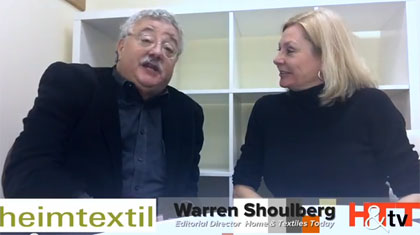 HTT TV Video Part 3 for Heimtextil