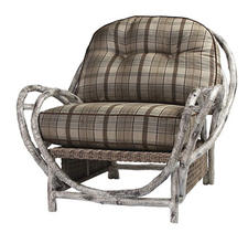 The new Woolrich Butterfly Lounge Chair