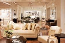 The new Lord & Taylor home department is unique among department stores in its lifestyle format.