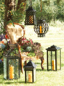 Midwest outdoor lanterns