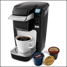 Keurig brewers boosted Green Mountain sales