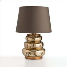 A new Laura Kirar lamp.