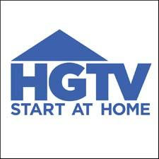 Logo for the new HGTV magazine.