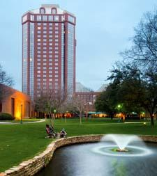 The Hilton Anatole, Dallas