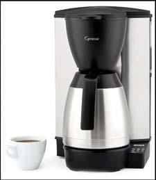 The Capresso MT600