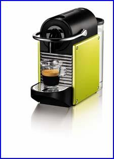 The Nespresso Pixie