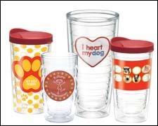 Morris Animal Foundation tumblers