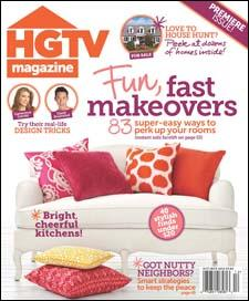 The new HGTV Magazine