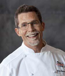 Chef Rick Bayless contributed to the cookbook.