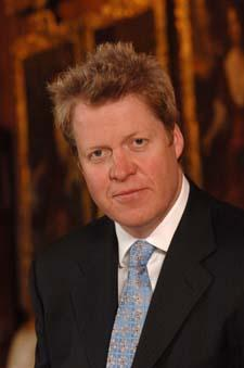 Ninth Earl Spencer