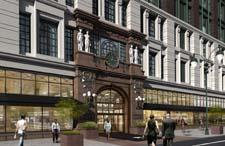 Artist rendering of Herald Square