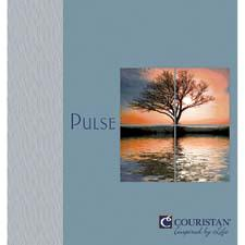 The binder cover of the new Pulse program from Couristan. couristan.com