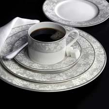 Something Borrowed dinnerware by Mikasa. mikasa.com
