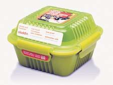 Aladdin adds to its adult lunch category with its insulated to-go food containers. aladdin-pmi.com