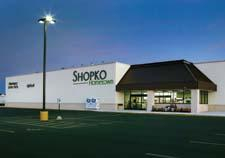 Shopko will convert all of  the Pamida stores into the new Shopko Hometown format.