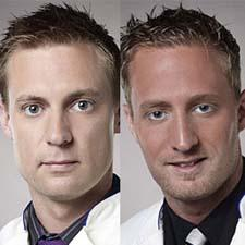 The Voltaggio brothers