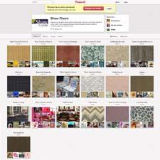 Shaw Floor's Pinterest page