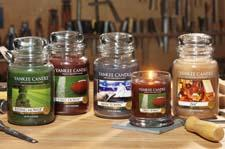 The Man Candles collection