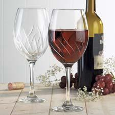 Aerator Wine Glass