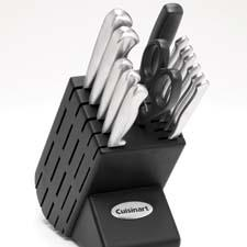 Lifetime Brands is the licensee for Cuisinart-branded cutlery. lifetimebrands.com