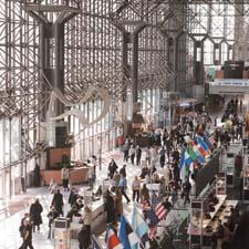 Sources will take place at the Jacob Javits Center next September.