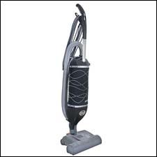 The Felix Crystallize Onyx vacuum cleaner