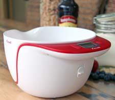 The Taso Mixing Bowl Scale