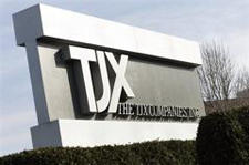 The TJX Cos. had a same-store sales increase of 6 percent.