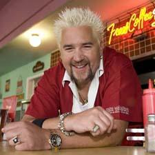 Lifetime Brands debuts Guy Fieri dinnerware