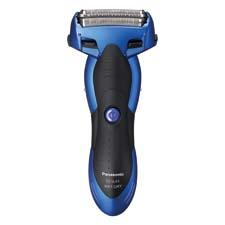 The Panasonic Arc3 ES-SL41 3-Blade Wet/Dry Shaver is one product geared toward younger men. panasonic.com
