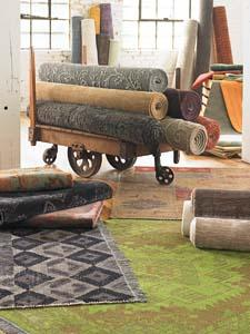 Uttermost will debut its handmade line of area rugs at High Point. uttermost.com