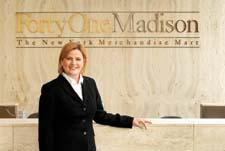 Forty One Madison remains the destination for tabletop in the United States, says director and vice president Laurie Burns.