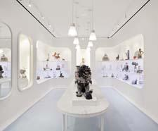The Lladro boutique