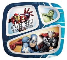 Avengers divided tray