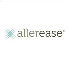 The new AllerEase logo