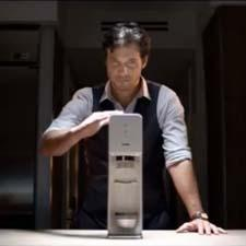 From the SodaStream ad