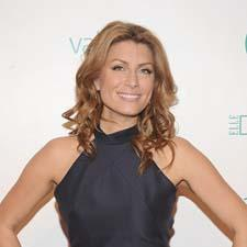 Genevieve Gorder at the event