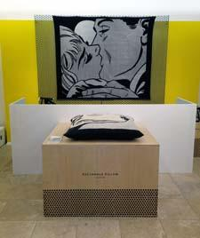 The Roy Lichtenstein collection in New York