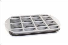 Mrs. Fields Half N Half Cupcake Muffin Pan
