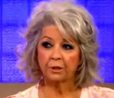 Paula Deen from Today Show interview