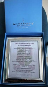 Newbridge's gift to President Obama