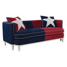 bipartisan sofa