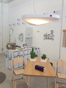 A vignette from PSFK's The Future of Home Living