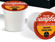Keurig's Campbell's Soups K-Cups
