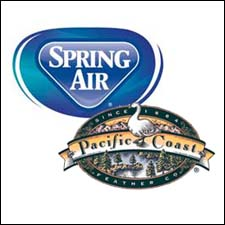Spring Air/Pacific Coast Feather