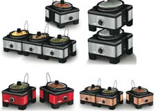 The Bella Linx slow-cooker line