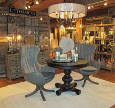 Uttermost Showroom